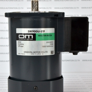 INDUCTION MOTOR MODEL: 5IK90GU-STF [ORIENTAL MOTOR]