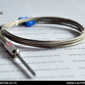 สาย THERMOCOUPLE MODEL:PT100 3X50MM