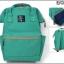 กระเป๋า Anello ขนาดปกติ Standard สีเขียวมรกต Emeral green ของแท้ นำเข้าจากญี่ปุ่น พร้อมส่ง thumbnail 1