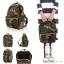 กระเป๋า Anello ขนาด mini สี Camo ลายทหารสีเข้ม ของแท้ นำเข้าจากญี่ปุ่น พร้อมส่ง thumbnail 5