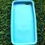ซิลิโคนตูนแมวสีฟ้านูน iphone6/6s thumbnail 2