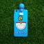 TPU ลายเส้นนูนกระดิ่งแมวสีฟ้าเกาะหลัง VIVO Y55/Y55S(ใช้เคสตัวเดียวกัน) thumbnail 1