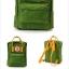 กระเป๋าเป้ Fjallraven Kanken Classic สี leaf green & burnt orange เขียวสายสะพายส้ม พร้อมส่ง thumbnail 2