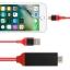 สายต่อ Lightning to HDMI Cable (ต่อจาก iosไปทีวี) thumbnail 5