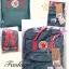 ใหม่ล่าสุด!!!กระเป๋าเป้ Fjallraven Kanken Classic สี Frost Green& Peach Pink พร้อมส่ง Kanken thailand thumbnail 2