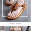 รองเท้าสีน้ำตาล เบอร์ 38 thumbnail 2