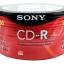 Sony CD-R 48X (50 pcs/Plastic Wrap)