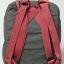 กระเป๋า Fjallraven Kanken Mini สี Forest Green&Ox Red สีเขียวสายสะพายแดง พร้อมส่ง thumbnail 6