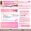 ออกแบบแฟนเพจสีชมพู น่ารัก เกาหลี แฟนเพจรับทำรีเทนเนอร์ thumbnail 1