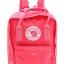 กระเป๋า Fjallraven Kanken Mini สีชมพู Peach Pink พร้อมส่ง thumbnail 1