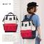 กระเป๋า Anello ขนาด mini สี Tri color ของแท้ นำเข้าจากญี่ปุ่น พร้อมส่ง thumbnail 4