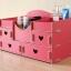 DIY box กล่องลายหัวใจ 4 ลิ้นชัก thumbnail 2