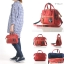 กระเป๋า Anello Boston bag แบบสะพายข้าง / สะพายไหล่ ขนาดเล็ก mini ของแท้นำเข้าจากญี่ปุ่น พร้อมส่ง thumbnail 15