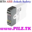 RT9 24VDC ABB Jokab Safety Safety Relay, Single or Dual Channel, 24 V dc, 2NO Safety 2TLA010029R0000 LiNE iD PILZ.TK thumbnail 1