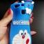 ซิลิโคนลายแมวสีฟ้าเกาะหลัง Huawei P9 thumbnail 2