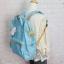 กระเป๋า Anello ขนาดปกติ Standard สี Sax ฟ้าอ่อน ของแท้ นำเข้าจากญี่ปุ่น พร้อมส่ง thumbnail 2