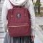 กระเป๋า Anello ขนาดปกติ Standard สีแดง Wine ของแท้ นำเข้าจากญี่ปุ่น พร้อมส่ง thumbnail 4