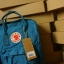 กระเป๋า Fjallraven Kanken Classic สี Lake Blue ฟ้าทะเลสาบ พร้อมส่ง thumbnail 15