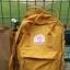 กระเป๋า Fjallraven Kanken Classic สีเหลือง Ochre พร้อมส่ง thumbnail 2