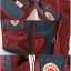 กระเป๋า Fjallraven Kanken Classic สี Royal Blue and Ox Red สีน้ำเงิน สายสะพายแดง พร้อมส่ง thumbnail 3
