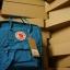 กระเป๋า Fjallraven Kanken Classic สี Lake Blue ฟ้าทะเลสาบ พร้อมส่ง thumbnail 14