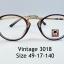 Vintageโปรโมชั่น กรอบแว่นตาพร้อมเลนส์ HOYA ราคา 790 บาท thumbnail 54