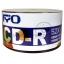 RYO CD-R 52X (50 pcs/Plastic Wrap)