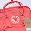 กระเป๋าเป้ Fjallraven Kanken Classic สี ชมพู Peach Pink พร้อมส่ง thumbnail 7