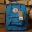 กระเป๋า Fjallraven Kanken Classic สี Lake Blue ฟ้าทะเลสาบ พร้อมส่ง thumbnail 9