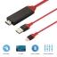 สายต่อ Lightning to HDMI Cable (ต่อจาก iosไปทีวี) thumbnail 1