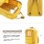 กระเป๋า Fjallraven Kanken Mini สีเหลือง Ochre พร้อมส่ง thumbnail 3
