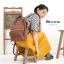 กระเป๋า Anello แบบหนัง PU ขนาดเล็ก mini สีน้ำตาล Brown ของแท้ นำเข้าจากญี่ปุ่น พร้อมส่ง thumbnail 1