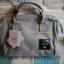 กระเป๋า Anello Boston bag แบบสะพายข้าง / สะพายไหล่ ขนาดเล็ก mini ของแท้นำเข้าจากญี่ปุ่น พร้อมส่ง thumbnail 2