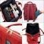 กระเป๋า Anello ขนาดปกติ Standard สีส้ม D orange ของแท้ นำเข้าจากญี่ปุ่น พร้อมส่ง thumbnail 2