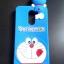 ซิลิโคนลายแมวสีฟ้าเกาะหลัง Huawei GR5(2017)(6X) thumbnail 4
