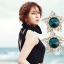 ต่างหูสไตล์เกาหลี A032 thumbnail 1