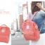 กระเป๋า Anello ขนาด mini สี Coral Pink ของแท้ นำเข้าจากญี่ปุ่น พร้อมส่ง thumbnail 1