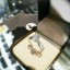 แหวนเงินแท้ เพชรสังเคราะห์ ชุบทองคำขาว รุ่น RG1542 1.00 carat Chapter G thumbnail 1