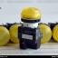 PILOT LAMP MODEL:YW1P-2EQM3Y [IDEC] thumbnail 1