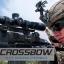 New.ESS Crossbow Ballistic 3LS Kit Eyewear Tactical Glasses E4 Polarized Reduces Glare Lens (BK) ราคาพิเศษ