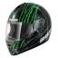 SHARK S600 PINLOCK TERROR Black Green Green KGG/HE2410 thumbnail 1