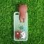 Tpu หมีน้ำตาลเกาะหลังลายหมีกระโดด (มีไฟ) iPhone 5/5s/5se thumbnail 1