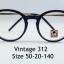 Vintageโปรโมชั่น กรอบแว่นตาพร้อมเลนส์ HOYA ราคา 790 บาท thumbnail 51