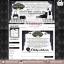 ออกแบบเว็บร้านค้าออนไลน์ สไตล์วินเทจ สีขาวดำ เรียบหรูไฮโซ thumbnail 1