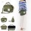 กระเป๋า Anello Boston bag แบบสะพายข้าง / สะพายไหล่ ขนาดเล็ก mini ของแท้นำเข้าจากญี่ปุ่น พร้อมส่ง thumbnail 17