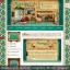 ออกแบบเว็บร้านค้าออนไลน์ สีน้ำตาลทอง-เขียวอมฟ้า สไตล์วินเทจ thumbnail 1