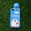 ซิลิโคนแมวสีฟ้าเกาะหลัง iphone5/5s/se thumbnail 1