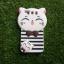 ซิลิโคนแมวนำโชค(ใหม่) Oppo R9S thumbnail 2