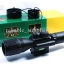 JGBG Accurate M8 3.5-10x40 AO Red&green illuminated compact scope with red laser sight