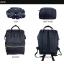 กระเป๋า Anello ขนาดปกติ Standard สีน้ำเงิน Navy ของแท้ นำเข้าจากญี่ปุ่น พร้อมส่ง thumbnail 2